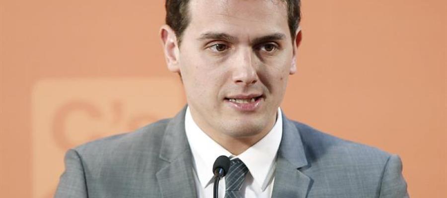 Albert Rivera, número 1 de Ciudadanos