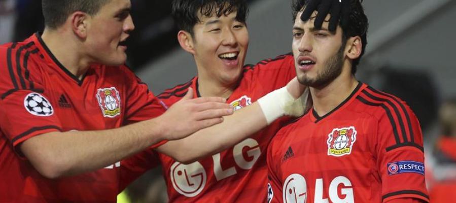 El Bayer se lleva el duelo ante el Atlético de Madrid