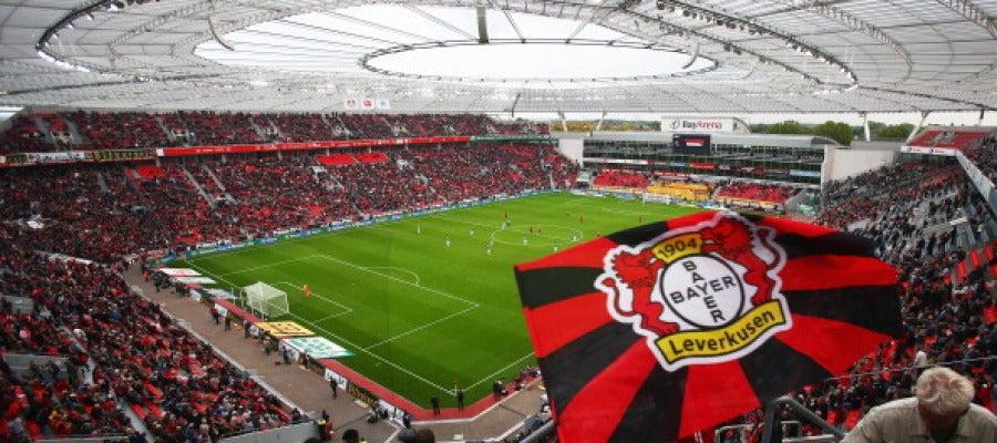BayArena, estadio del Bayer Leverkusen