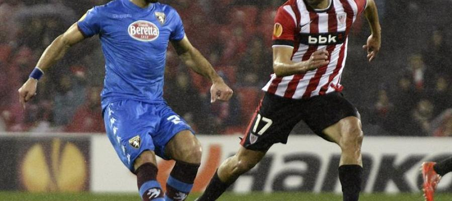 El Athletic y el Torino se enfrentan en la Europa League