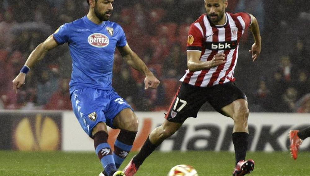 El Athletic y el Torino se enfrentan en la Europa League