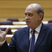 Jorge Fernández Díaz, en el Senado