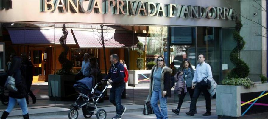 Sede central de la Banca Privada de Andorra
