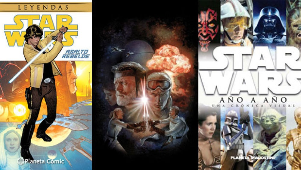 Star Wars. Portada