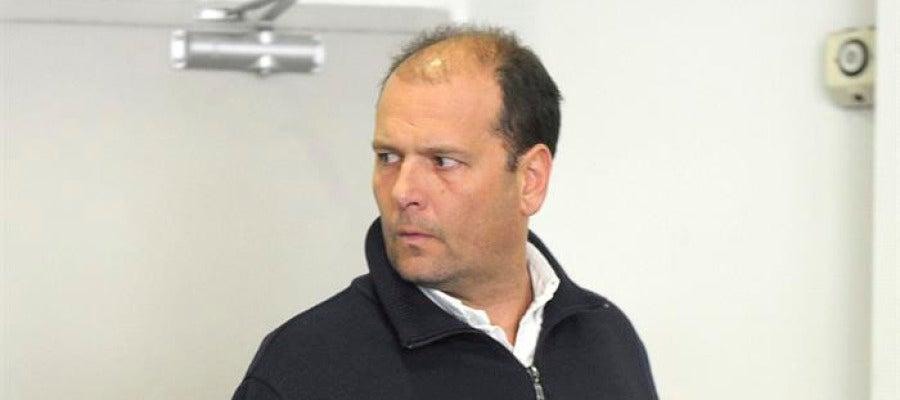Txuma Peralta, exdirectivo de Osasuna