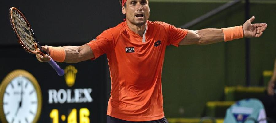 David Ferrer eliminado de Indian Wells