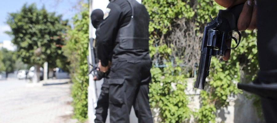 Asalto al Parlamento de Túnez
