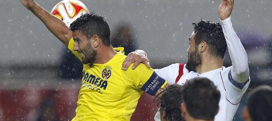 Sevilla apea al Villarreal