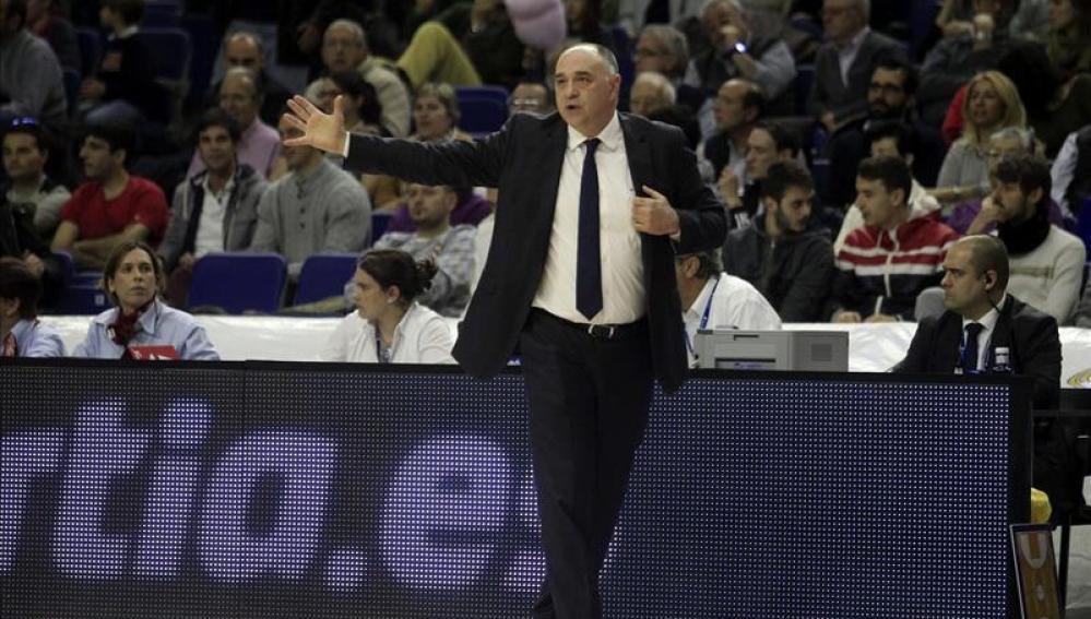 El Real Madrid de Baloncesto pierde en Murcia