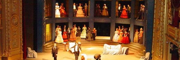 Ensayos abiertos, visitas guiadas y funciones a precio reducido con motivo del Día Mundial del Teatro