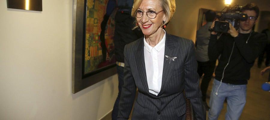 La dirigente de UPyD, Rosa Díez