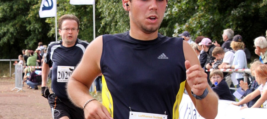 El copiloto de Germanwings, Andreas Lubitz
