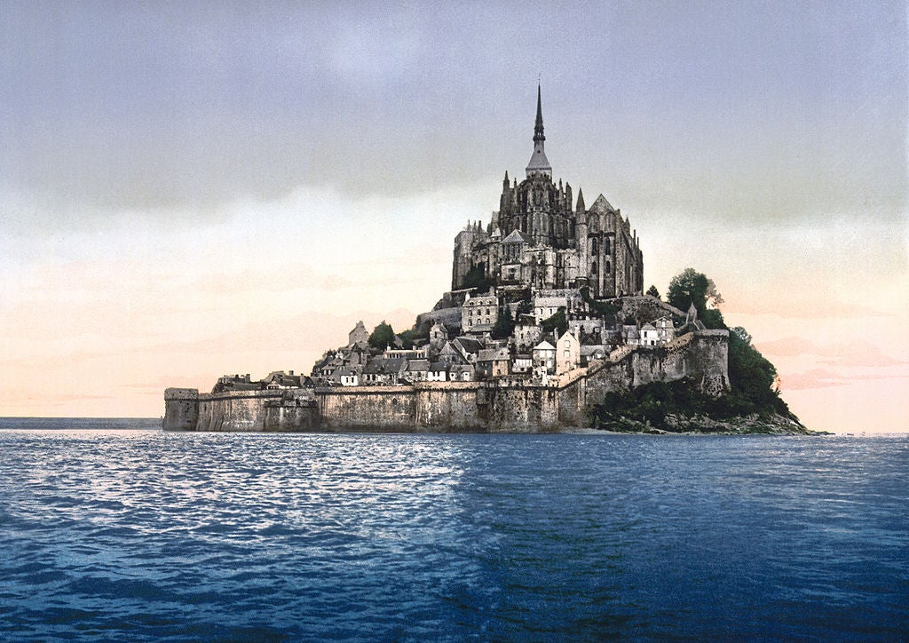 Punta Norte: Mont Saint Michel