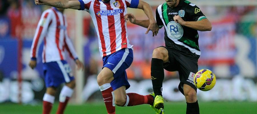 Gabi pugna con López Garai