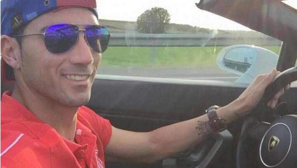 El polémico 'selfie' de Reyes