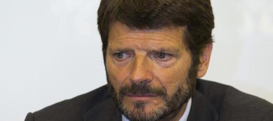 El director de los Mossos d'Esquadra, Albert Batlle