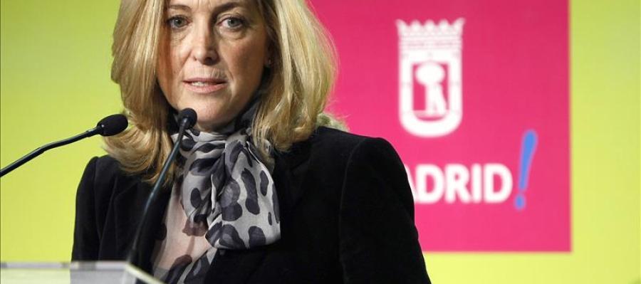La nueva delegada del Gobierno en Madrid, Concepción Dancausa
