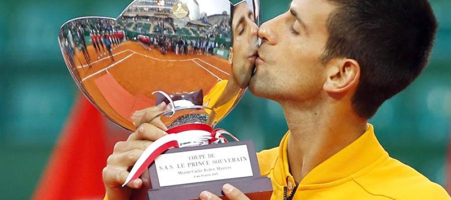 Djokovic gana el Master 1000 de Montecarlo