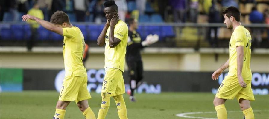 El Villarreal, decepcionado por el empate