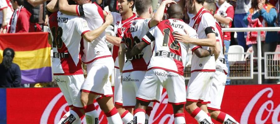 El Rayo Vallecano se salva
