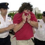 Sito Miñanco, en 2001, tras ser detenido en una operación antidroga