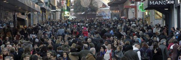 En 2050 la población mundial rozará los 10.000 millones de personas