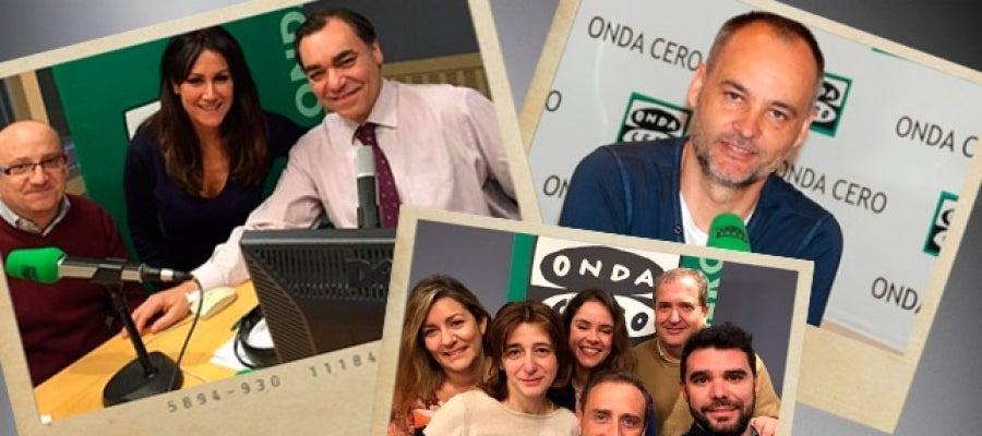 Equipo de Onda Cero Madrid