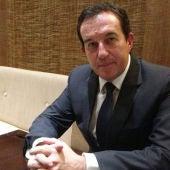 Juan Anguix, en su etapa como presidente del Elche CF.