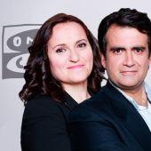 Soledad de Juan y Pablo Rodríguez, presentadores de Onda agraria