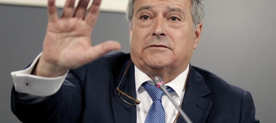 El expresidente del PP de Valencia y de la Diputación alfonso Rus