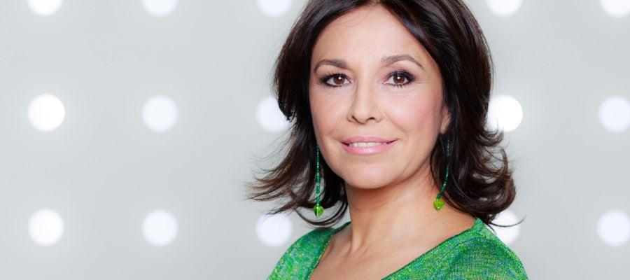 Isabel Gemio, presentadora de Te doy mi palabra