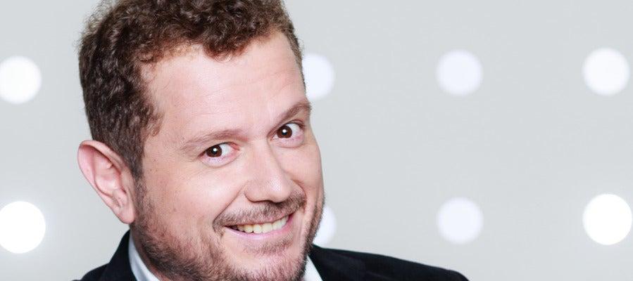 Sergio Fernández 'El Monaguillo', presentador de La Parroquia