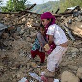 Terremoto en Nepal - Contraparte