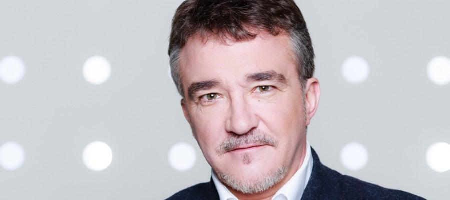 Javier Ruiz Taboada, presentador de Radioestadio