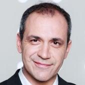 Bruno Cardeñosa, presentador de La rosa de los vientos