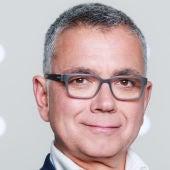 Juan Ramón Lucas, presentador de Más de uno