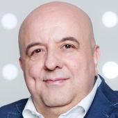 Juan Diego Guerrero, presentador de Noticias fin de semana
