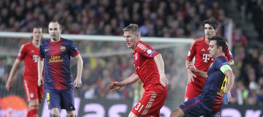 Barcelona - Bayern de Múnich en la semifinal de 2013