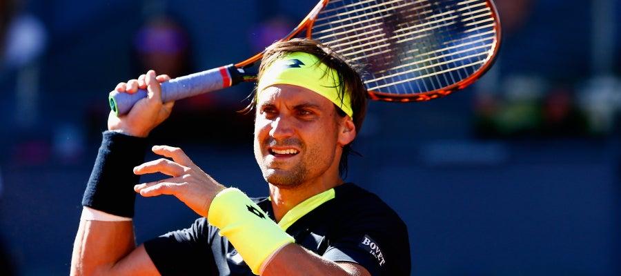 David Ferrer vence a Fernando Verdasco en el Open de Madrid