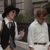 Escena de la película 'Annie Hall' de Woody Allen