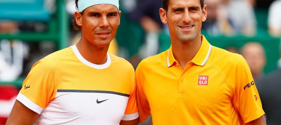 Nadal y Djokovic en Montecarlo 2015
