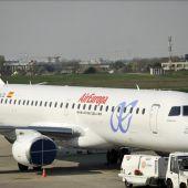 Imagen de archivo de un avión de Air Europa
