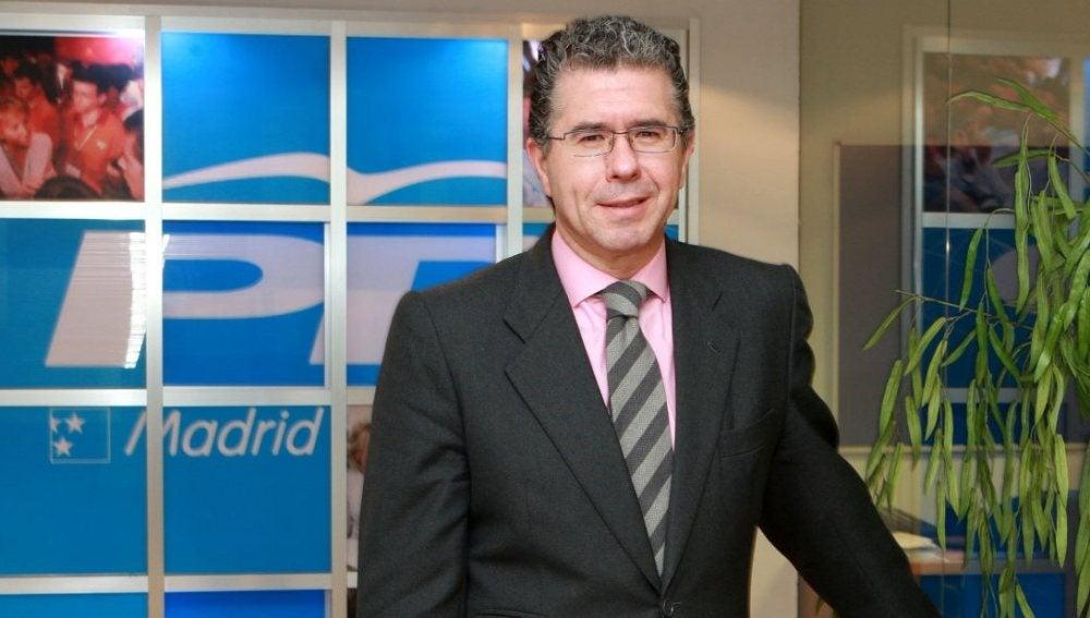 Francisco Granados en una imagen de archivo