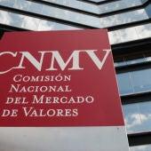 Imagen de la sede de la CNMV