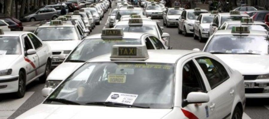 Caravana de taxis