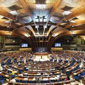 Asamblea Parlamentaria del Consejo de Europa en Estrasburgo