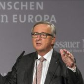 El presidente de la Comisión Europea (CE), Jean-Claude Juncker