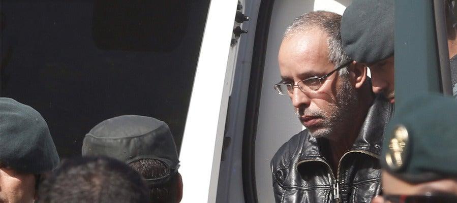 El presunto autor del asesinato de Eva Blanco