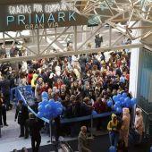 Apertura de la tienda Primark en Gran Vía