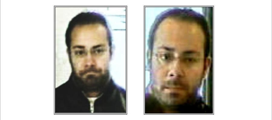 Imágenes facilitadas por la Policía del autor de los robos